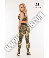NEBBIA 803 Leginy Camo / camouflage