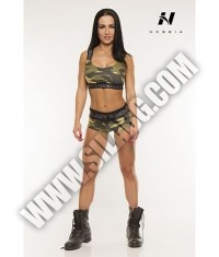 NEBBIA 806 Mini Top Camo / camouflage