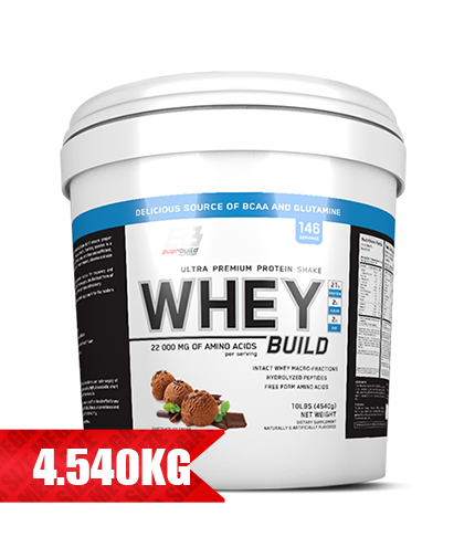 EVERBUILD Whey Build