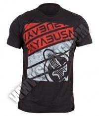 HAYABUSA FIGHTWEAR Reflexion Bamboo T-Shirt / Black