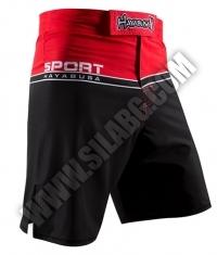 HAYABUSA FIGHTWEAR Sport Training Shorts / Red