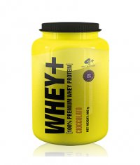 4+ NUTRITION Whey +