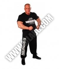 NEBBIA 925 T-Shirt Fitness / Black