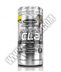 MUSCLETECH Platinum Pure CLA / 90caps.