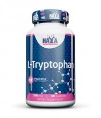 HAYA LABS L-Tryptophan 500mg / 60 Caps