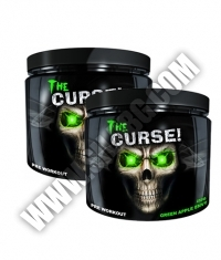 PROMO STACK COBRA LABS The Curse / 50serv. x2
