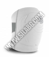 SHOCK DOCTOR Ultra Skinshock Knee Pad Basketball / Volleyball / White