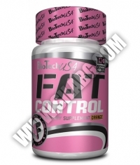 BIOTECH USA Fat Control / 120tabs.