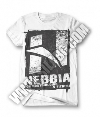 NEBBIA 994 T-SHIRT BODYBUILDING / White