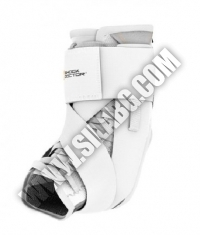SHOCK DOCTOR Ultra Wrap Lace Ankle Support / WHITE