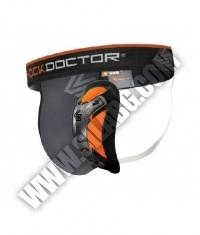 SHOCK DOCTOR Ultra Pro Supporter / Junior