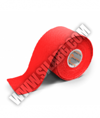 SHOCK DOCTOR Kinesiology Tape / Red