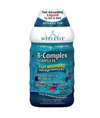 WELLESSE B-Complex Complete Liquid