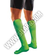 SHOCK DOCTOR SVR Recovery Compression Socks / Green