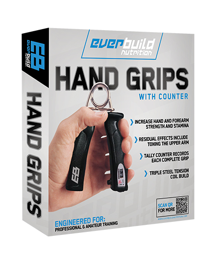 EVERBUILD Hand grips with counter