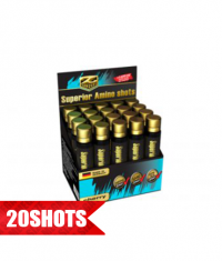Z-KONZEPT Superior Amino shots / 20x25ml.