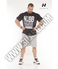 NEBBIA 990 TOP BODYBUILDING / Black