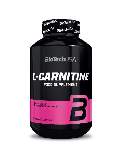 BIOTECH USA L-Carnitine 1000 mg. / 60 Tabs.