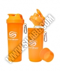 SMART SHAKE Slim Neon Orange 500ml.