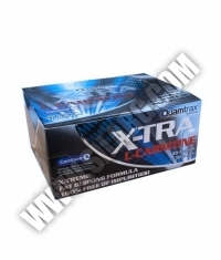 QUAMTRAX NUTRITION X-TRA L-Carnitine / 20 viales