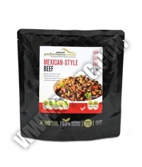 PERFORMANCE MEALS Mexican Beef