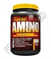 MUTANT Amino 600 Tabs.