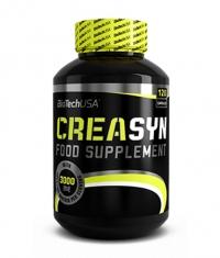 BIOTECH USA Creasyn / 120 capsules