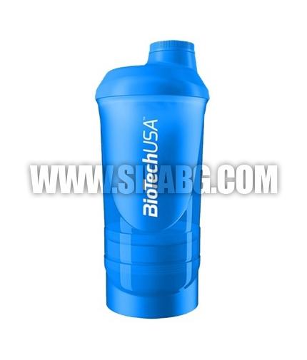 BIOTECH USA Shaker Wave+ 600ml(+200ml+150ml)