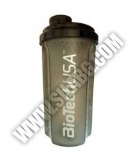 BIOTECH USA Shaker /Panther Black/ 700ml.