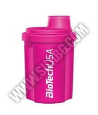 BIOTECH USA Shaker Nano /Magic Magenta/ 300ml.
