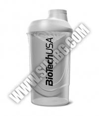 BIOTECH USA Shaker Wave /Opal White/ 600ml.
