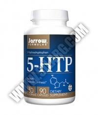 Jarrow Formulas 5-HTP 50mg. / 90 Caps.