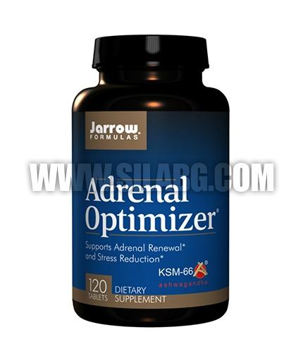 Jarrow Formulas Adrenal Optimizer / 120 Tabs.