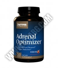 Jarrow Formulas Adrenal Optimizer / 120 Tabs.
