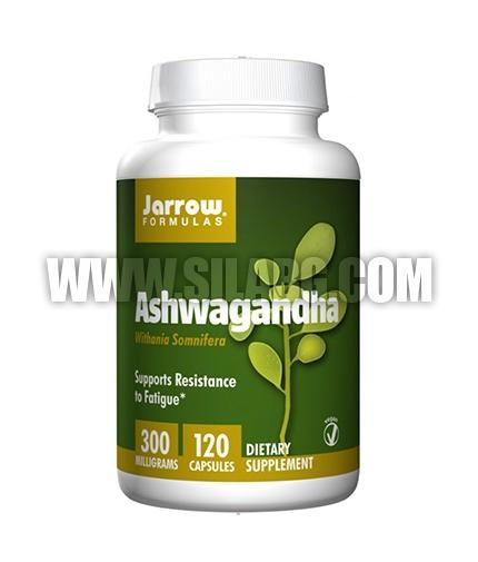 Jarrow Formulas Ashwagandha 300mg. / 120 Caps.