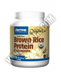 Jarrow Formulas Brown Rice Protein / 504g.