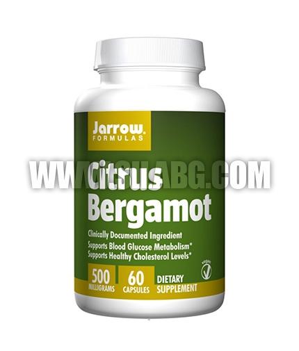 Jarrow Formulas Citrus Bergamot 500mg. / 60 Caps.