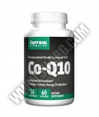 Jarrow Formulas Co-Q10 (Ubiquinone) 30mg / 60 Caps.