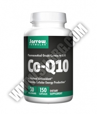 Jarrow Formulas Co-Q10 (Ubiquinone) 30mg / 150 Caps.