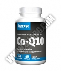 Jarrow Formulas Co-Q10 (Ubiquinone) 60mg / 60 Caps.