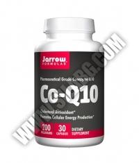 Jarrow Formulas Co-Q10 (Ubiquinone) 200mg / 30 Caps.