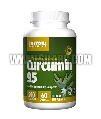 Jarrow Formulas Curcumin 95 500mg. / 60 Caps.