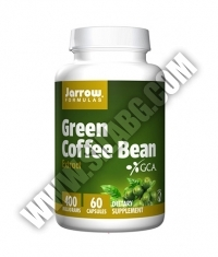 Jarrow Formulas Green Coffee Bean Extract 400mg. / 60 Caps.