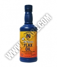 Jarrow Formulas Hi-Lignan Flax Oil / 473ml.