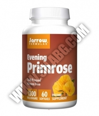 Jarrow Formulas Evening Primrose 1300mg. / 60 Soft.