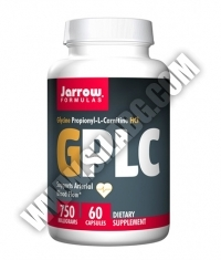 Jarrow Formulas GPLC GlycoCarn® 750mg. / 60 Caps.