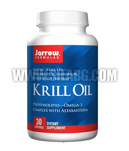 Jarrow Formulas Krill Oil / 30 Soft.