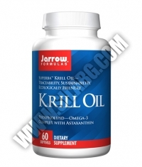 Jarrow Formulas Krill Oil / 60 Soft.