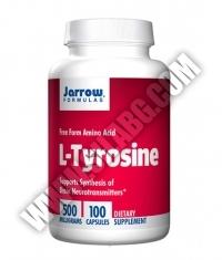 Jarrow Formulas L-Tyrosine 500mg. / 100 Caps.