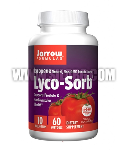 Jarrow Formulas Lyco-Sorb® 10mg. / 60 Soft.